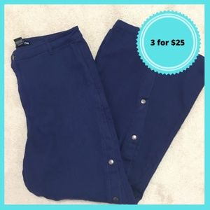 3 for $25 Fashion nova blue wide leg pant